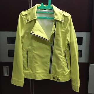 lookboutiquestore jaket yellow M PUPUwear