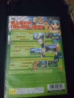 『みんなのGOLF』「EVERYBODY`S  GOLF  4」  SONY  PlayStation©2遊戲GAME