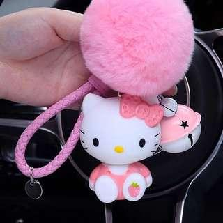 🚚 Hello Kitty Lovely 💖 Keychain
