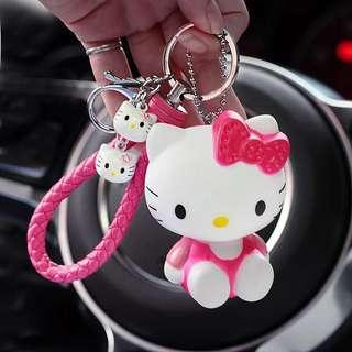 🚚 DIY Hello Kitty Keychain😍