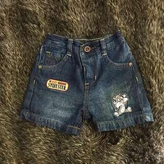Jeans baby Disney Loony tunes 3-6M