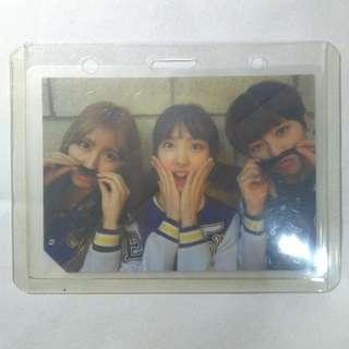 TWICE Unit 1 Momo Nayeon Jeongyeon PAGE TWO Photocard
