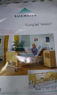 Electric 3 crank Hospital Bed