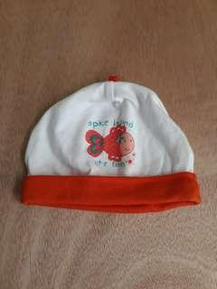 Fish hat for babies