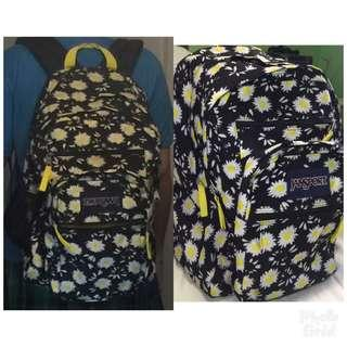 Original Jansport Digital Student Lucky Daisy Backpack