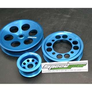 Greddy Pulley Kit RB20 RB25 RB26
