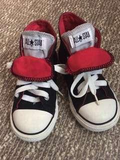 Converse Shoes size 9US