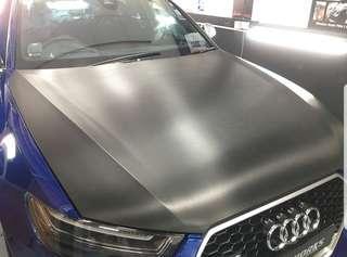 Carbon Bonnet Wrap 3M - VinylWrap