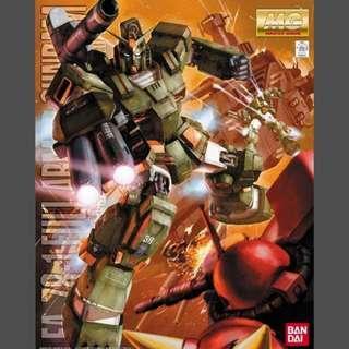 FA-78-1 Gundam Full Armor Type (Gundam Model Kits)