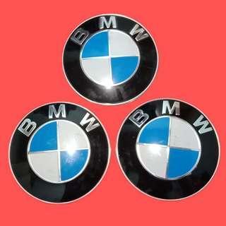 Authentic BMW emblem