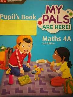 P4A Maths My pals are here