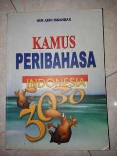 Kamus Pribahasa Indonesia