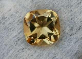 2.20 CRT GOLDEN YELLOW CITRINE-