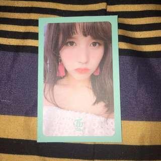 Twice Mina Dance The Night Away Photocard