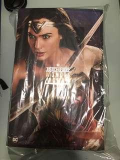 Hottoys Wonder Woman 神奇女俠豪華版 deluxe(全新未開封 brand new)