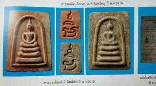 Lp Kuay Somdej Mini 2515