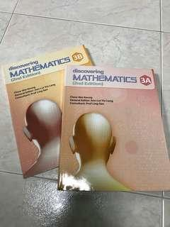 Discovering Mathematics Secondary 3