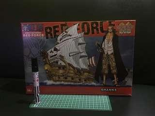 One Piece (Red Force Ship)