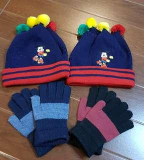 Kids' Cold Weather Clothes