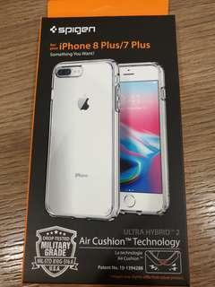 Iphone 8 plus/7 plus spigen casing