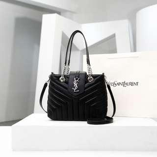 Ysl loulou semi original black