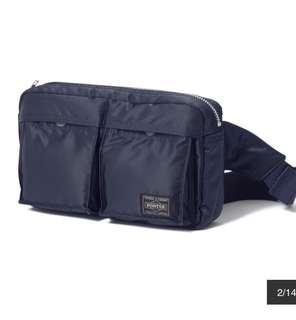Head Porter waist bag