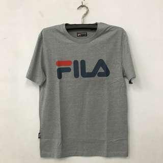 Jual Rugi!Kaos Fila logo Tee Shirt Original 100% BNIP