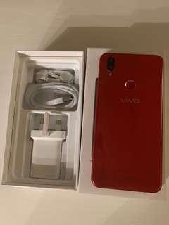 VIVO Y85 Red Smartphone