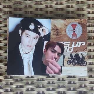[WTS] EXO Photocard