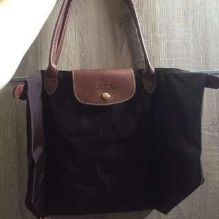Longchamp Le Pliage LARGE Brown