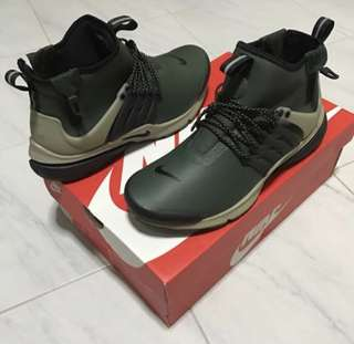 dfca308d7f0c Nike Air Presto Mid Utility US8