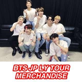 [PO] BTS Love Yourself Tour in Japan Merchandise