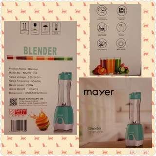 Mayer Blender Sealed in Box