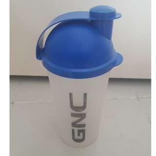 GNC Blue Gym Water Bottle