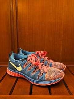 Nike Flyknit Lunar 2 - Women's Running Shoes - Sepatu Lari