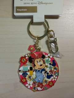 Disney迪士尼 正版 鎖匙扣