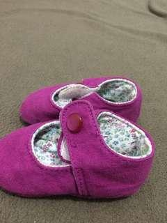 Mothercare crib shoes