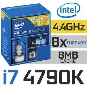 CHEAPEST Intel Core i7-4790k Gaming System /w Corsair H80i Watercooling kit, Gigabyte Z97X-UD3H Ultra Durable range motherboard, 2X8GB Corsair Vengeance 2400MHZ DDR3 RAM, Coolermaster HAF 912 casing & Personal Warranty