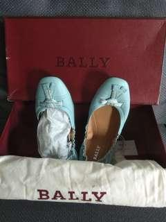 New Bally Shoes baby blue