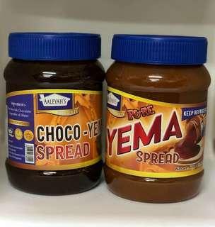 Yema Spread  / Choco yema spreaf