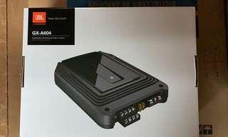 Pioneer/JBL car audio GX-A604 amp