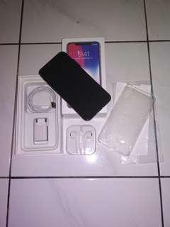 HDC iphone x ultimate 4g 64gb hitam