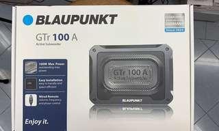 Pioneer/BLAUPUNKT Car Speaker GTR-100A Active subwoofer