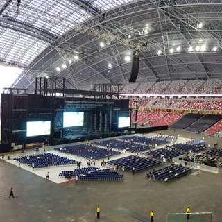 BTS LY 2019 Concert Cat 2