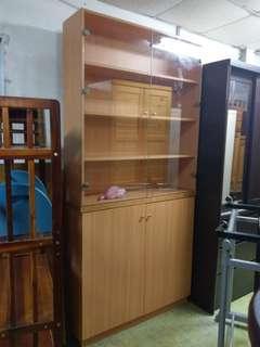 大樹二手書櫃展示櫃也當鞋櫃