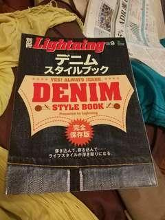 Denim book 2004年 牛仔達人致愛 Levis Fullcourt