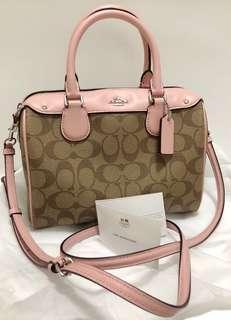 Coach Crossbody Bag - Limited Edition
