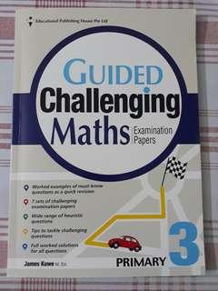Pri 3 Maths exam papers