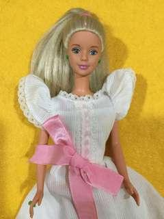 Preloved Barbie Doll