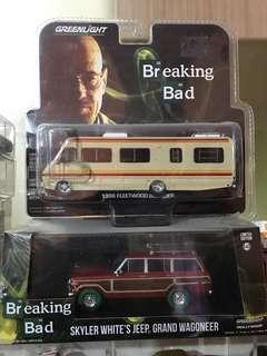 Breaking Bad SET